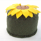 Sunflower pincushion