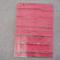 Vinyl Passport Cover Case Holder - Pink Wood