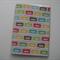 Vinyl Passport Cover Case Holder - Cassettes