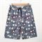 Long Shorts - Sun Glasses - Navy - Blue - Red - Cream - Boys - Retro