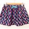 Betsy Skirt - Feathers - Navy - Pink - Grey - Girls