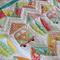 Bed Quilt - Handmade Bed Quilt - Sofa Quilt - Kombi Van