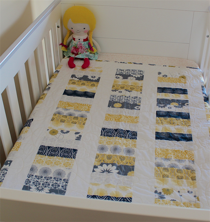 Free Patchwork Quilt Patterns Cots : Baby Cot Quilt - Handmade Baby Cot Quilt - Patchwork Quilt - Baby Bedding Ruby s Quilts & More ...