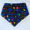 Dribble bandana bib - Pacman