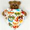 Dribble Bandanna Baby Bib So Soft, Bamboo Toweling,  Cute Cars Cotton Fabric
