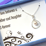 Mother Of The Bride Gift - Gift Boxed Jewellery Thank You Gift