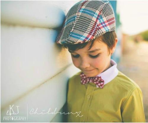 Boys Plaid Hat 3928f9fd389