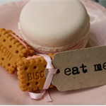 30 Eat Me Tags ~ Parties ~  Christmas ~ Tea Parties