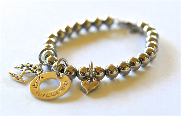 Permalink to Mothers Bracelet With Childrens Names