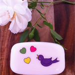 Rafi & Hannah Sisters Art Sweet Bird Soap
