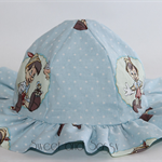 Sun Hat. Size 1-3 years