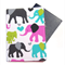 Mama and Baby Elephants Passport Cover/Holder