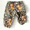 jungle monkey   boys   charcoal grey & orange