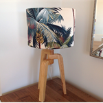 Lampshade. Hawaiian Palms Modern Bight Colourful Lamp Shade.