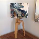 Lampshade. Hawaiian Palms Modern Bight Colourful Lamp Shade.