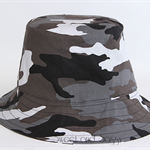 Black Camo Bucket Hat. Size 4-10 years