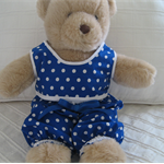 Teddy Bear Clothes, Handmade Morgan Pants & Top