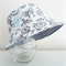 Boys summer hat in cute bike fabric