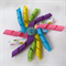 Easter Egg Coloured Pinwheel Ribbon Clip Beautiful Kids Hair Accessories