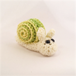 Sally the Snail - Crochet Amigurumi
