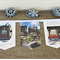 Thomas The Tank Engine Bunting Toby's Tightrope Wall Hanging Trains Children
