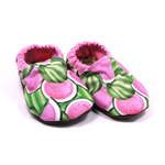 watermelon soft sole baby toddler shoes