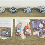 Thomas the Tank Engine Bunting Wall Hanging Trains Children James Trucks