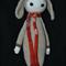 Crochet Cuddle Bunny