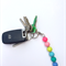 Silicone Keyring - Teething Beads