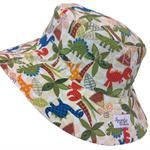 Toddler Hat ~ Jurassic ~ Wide Brim ~ 46cm