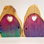 Enchanted Wood Fairy Door