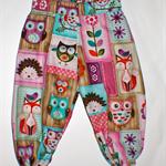 Girls Harem lounge pants - 12 months.