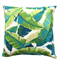 Tropical Leaves Outdoor Cushion Cover