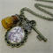 Alice In Wonderland - Potion Charm Necklace