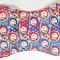 Handmade burp cloths - Babushka Dolls