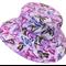 Toddler Hat ~ Butterflies ~ Wide Brim ~ 50cm
