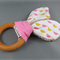 Teething Ring - Remember Me Banner