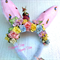 """Easter Bunny Ears Crown""