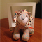 Rocket the Lion, Handmade Soft Toy