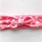 Knot Headband - Pink Spot