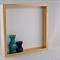 Large Shadowbox Shelf - Glamour Gold