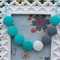 Silicone Teething Necklace/Nursing Beads- Sea Surprise