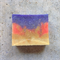 Sunset Over The Beaches. 