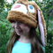 Bunny Beanie Paper Sewing Pattern