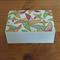 Wooden jewellery / trinket box