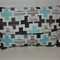 Nappy Wallet/Clutch - Plus geometric modern patterns Spoonflower Design