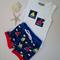 Little Sailor Board Shorts and Singlet Set