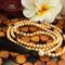 Onyx/Riverstone Long Boho Tassel Necklace