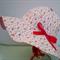Fairy Floss Pink Sunhat