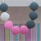 Silicone Teething Necklace- Pinklicious Bliss